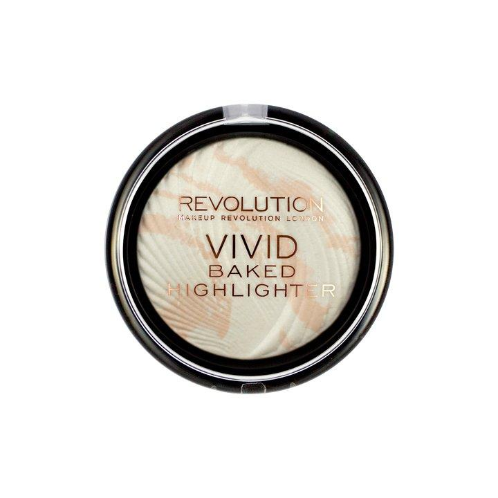 Revolution Vivid Baked Highlighter Matte Lights - BeautyBound