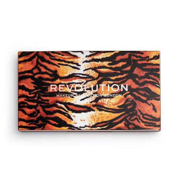 Revolution Wild Animal Eyeshadow Palette Fierce - BeautyBound.co.za