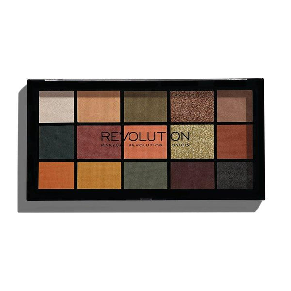 Revolution Re-loaded Eyeshadow Palette Iconic Division - BeautyBound.co.za