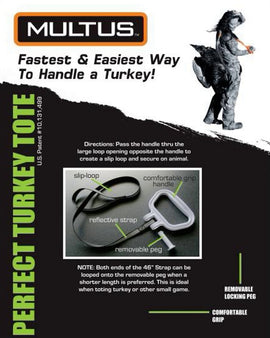 Best Turkey Tote and Turkey Sling