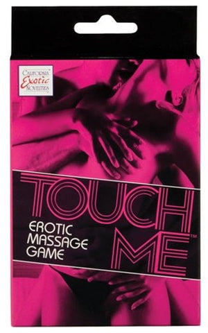 Touch Me Massage Game