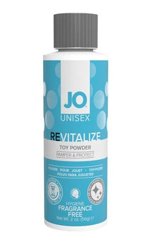 JO Revitalize Toy Powder Unscented