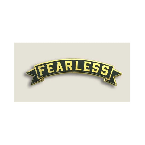 TM FEARLESS PIN
