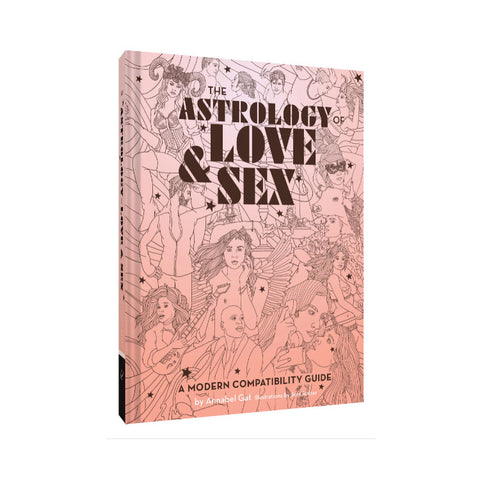 THE ASTROLOGY OF LOVE & SEX BOOK
