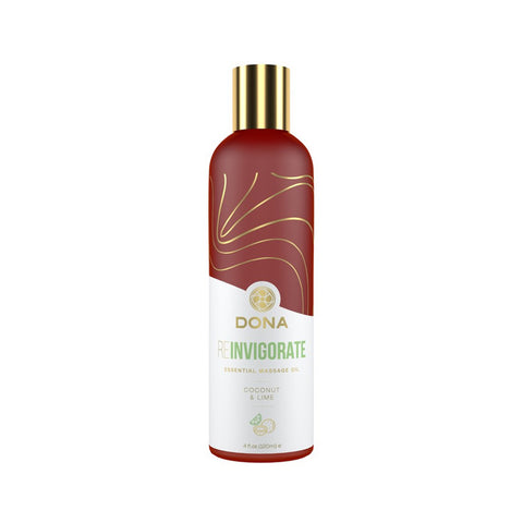 Massage Oil - Reinvigorate