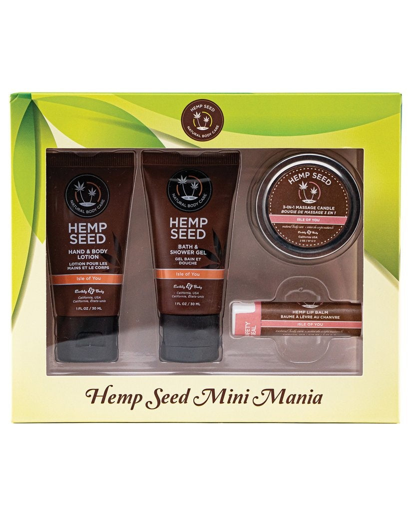 Mini Mania Isle of You Gift Set
