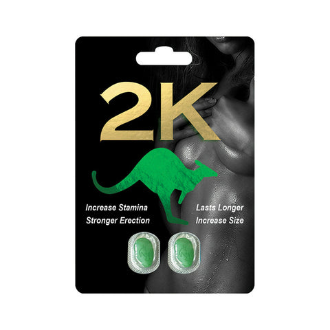 Kangaroo 2K Supplement - For Him (2 Pack)