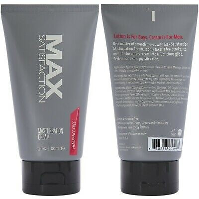 Max Men Masturbation Cream