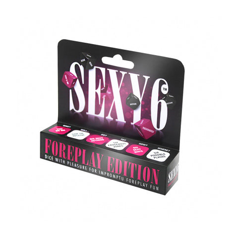 Sexy 6 Foreplay Dice