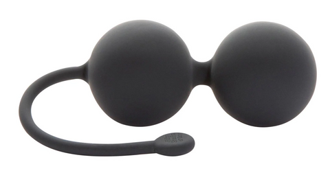 50 Shades of Grey Silicone Kegel Balls