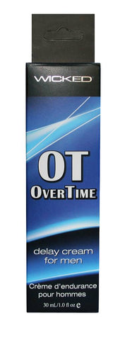 OverTime Delay Cream - For Men