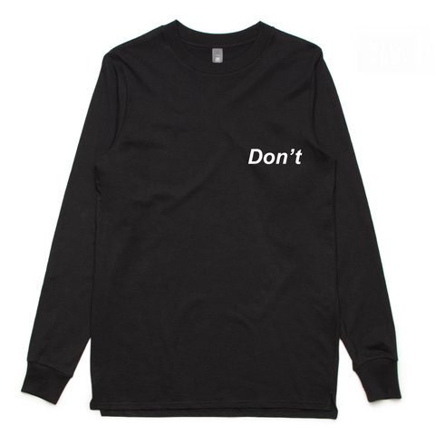 Don't Long Sleeve