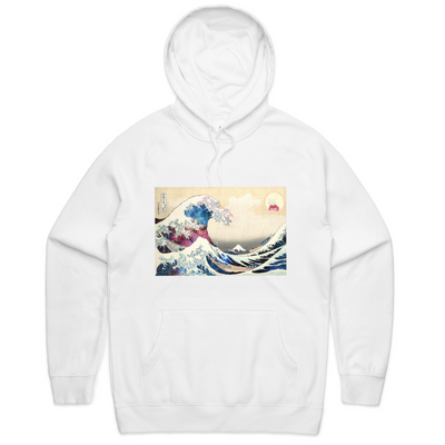 Great Wave in Space Hoodie
