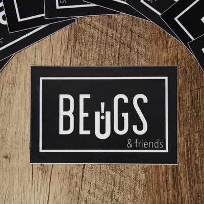 Beugs & Friends Die Cut Sticker