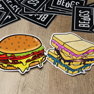 Snack Pack Sticker Pack