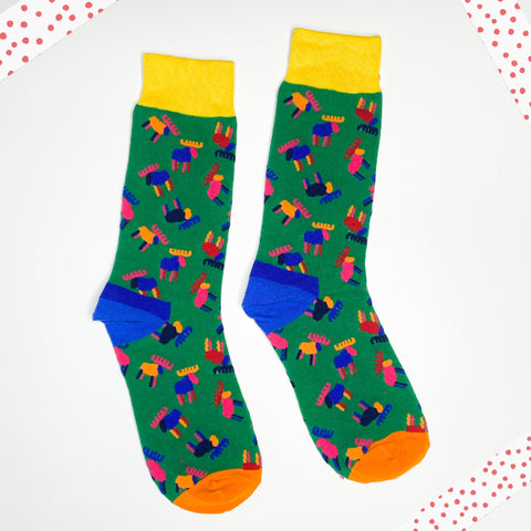 Llamageddon Sox Single Pair of Socks