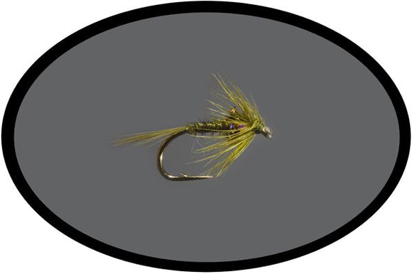 Olive Gold Cheek Cruncher