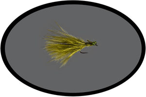 Barbless Bug Eye Damsel Size 10
