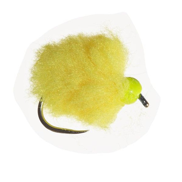 Barbless Yellow Eggstacy Egg Code ES2