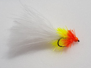 Barbless Cut Throat Hot Head Cats Whisker(s8)