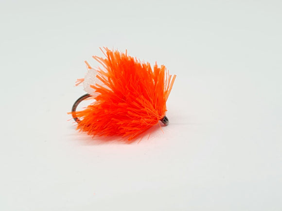 Barbless Hot Orange Fab
