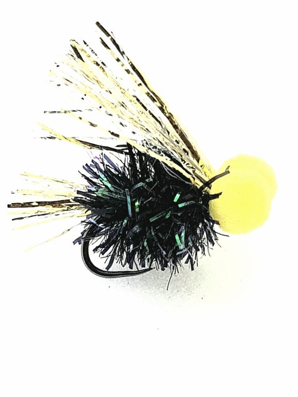 Barbless Fasna Yellow Eyed Sparkler