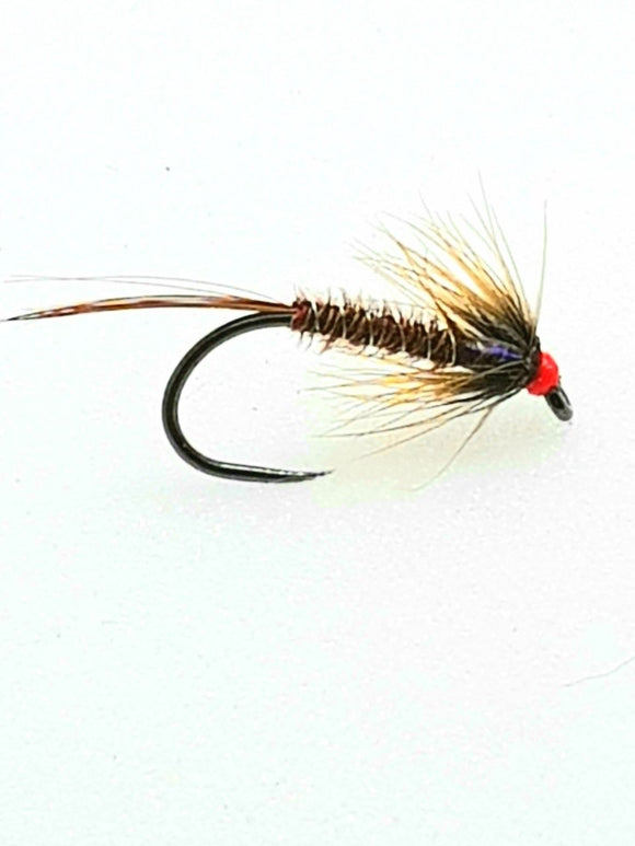 Barbless Fasna Hook Hot Head UV Cruncher (s10,12)