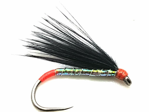 Fasna Barbless Red Head Pearly Cormorant CODE BC04