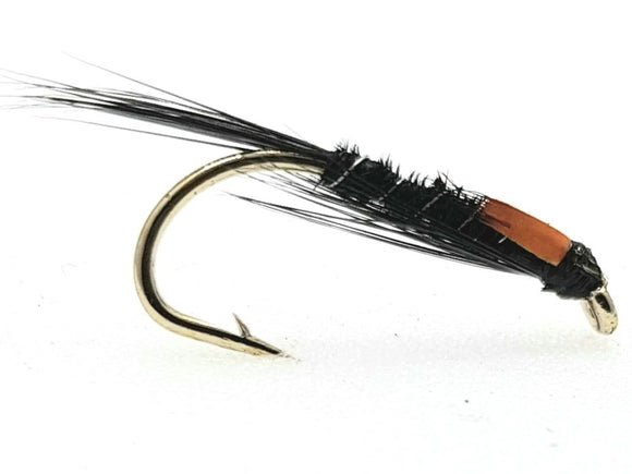 Black JC Diawl Bach (S 10,12)