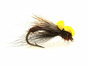 Fiery Brown Balloon Caddis