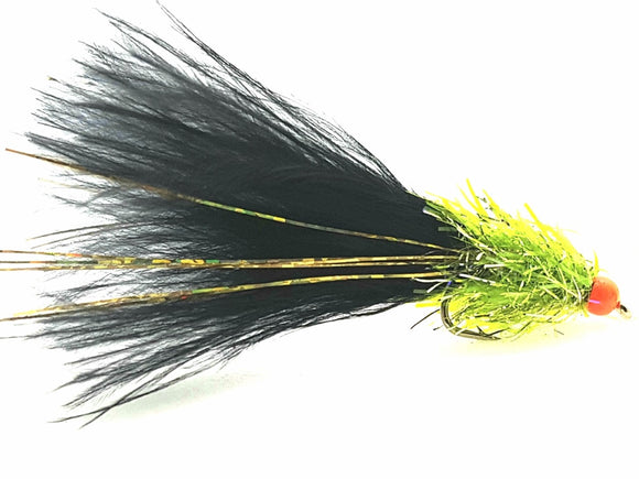 Chartreuse Ally Mcoist Lure Code O133 (size8)
