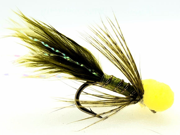Eyebrooks Damsel Booby - Competition sized. CODE B154 (s12)