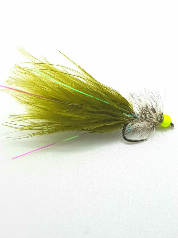 Fasna Hook Grizzle Damsel  Code HL17 (s10)