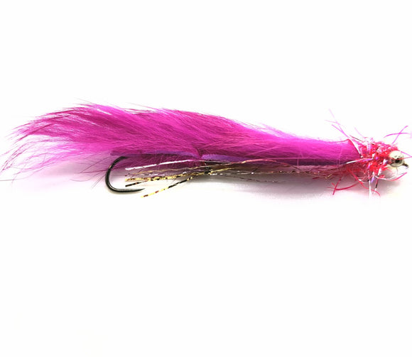 Fasna Hook Barbless Pink Snake 3.5