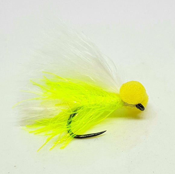 Fasna Hook Barbless Cats Whisker Booby CODE BB04(size 10)