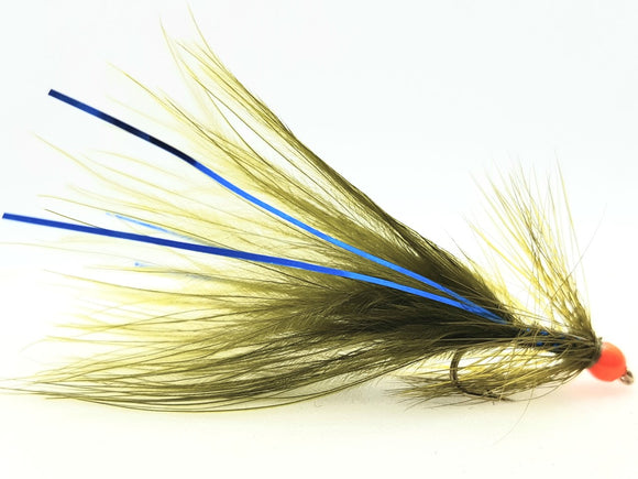 Blue Flash Damsel Hot Head Code G119 (S8)
