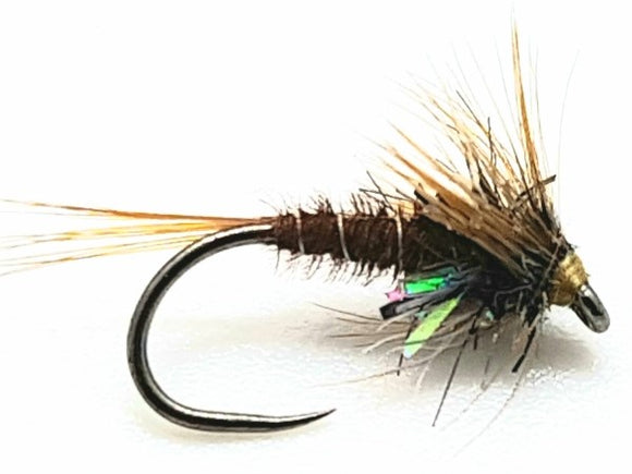 Barbless Pearly Cruncher Code HC13 (s12,14)