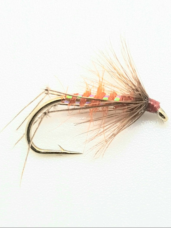 Pearl Rib Orange Hopper CODE N103 (s10)