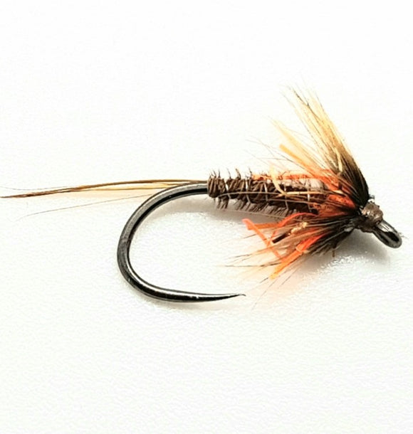 Fasna Hook Orange/Gold Straggle Cruncher CODE HC19 (s10)