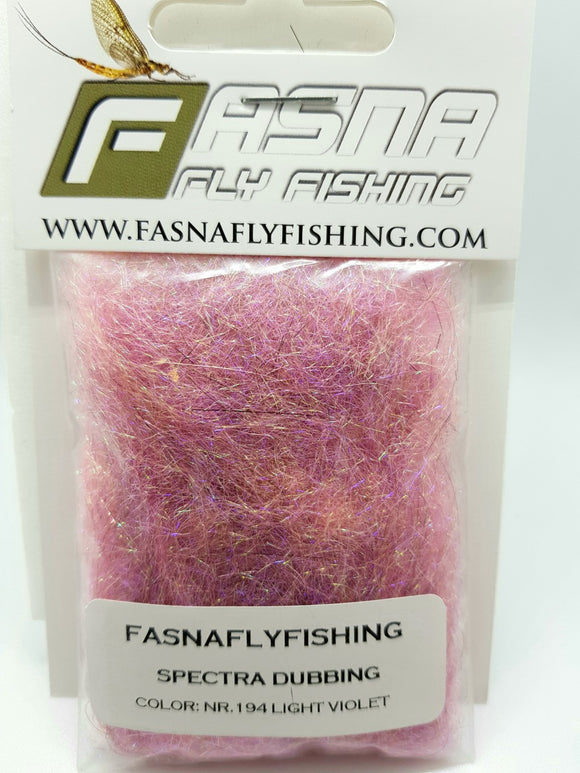 Fasna Light Violet No.194 Spectre Dubbing