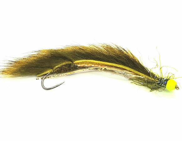 Yellow Squirrel Snake CODE BS14