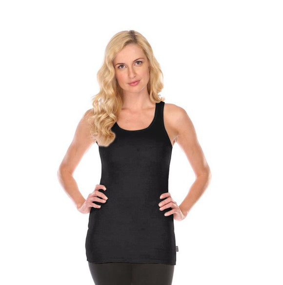Bra:30 Tummy Tucker Women's Tank Top in Black
