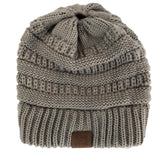 Headbands of Hope Bun Beanie