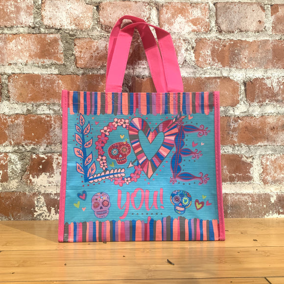 Love You! Medium Tote Bag