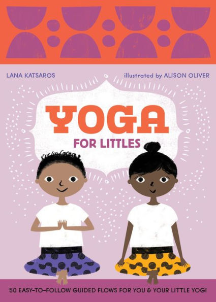 Yoga for Littles Pose Cards