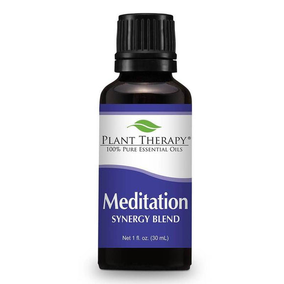 Meditation Synergy Blend Essential Oil (10mL)