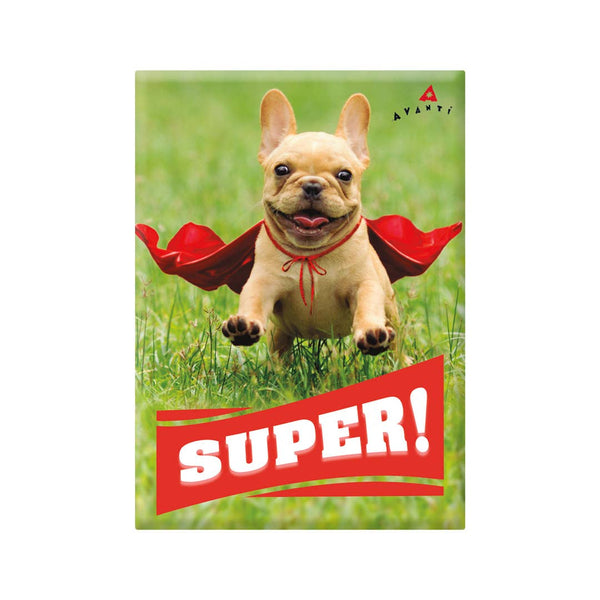 Super Dog Magnet