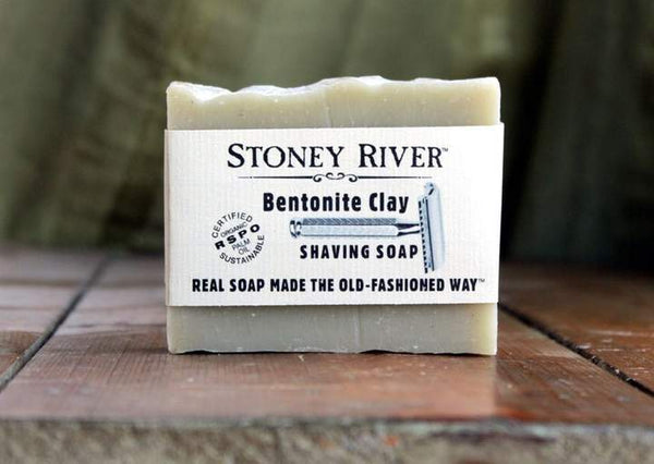 Stoney River Soaps - Bentonite Clay Soap Bar