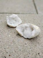 Quartz Geode - 2 pieces
