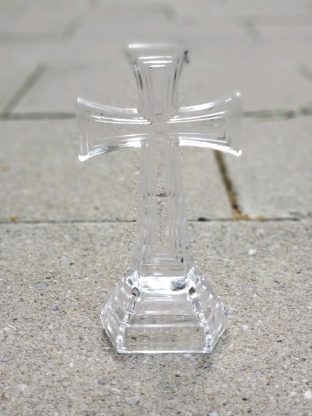 Cut Glass Cross